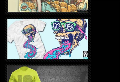 Abduzeedo - Cool T-Shirts