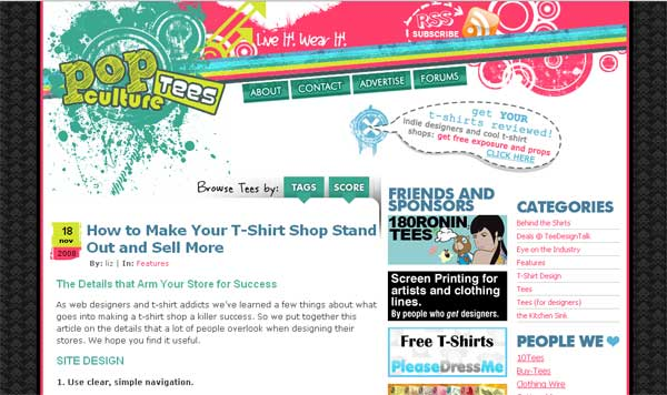 How to Make Your T-Shirt Shop Stand Out and Sell More